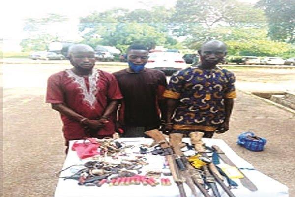 3 yoruba men arrested for shooting cows in Eruwa