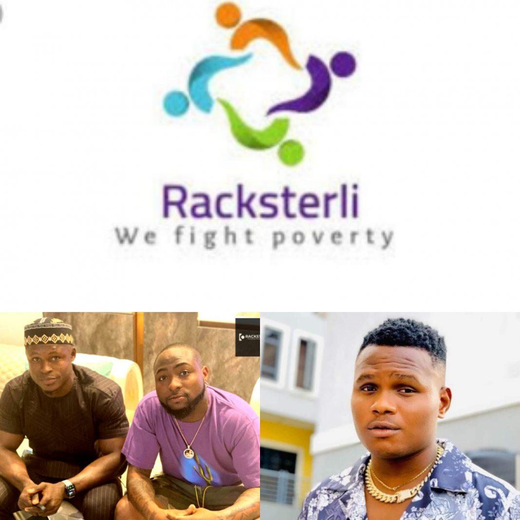 Davido, others risk arrest as Police nabs comedian for endorsing Racksterli